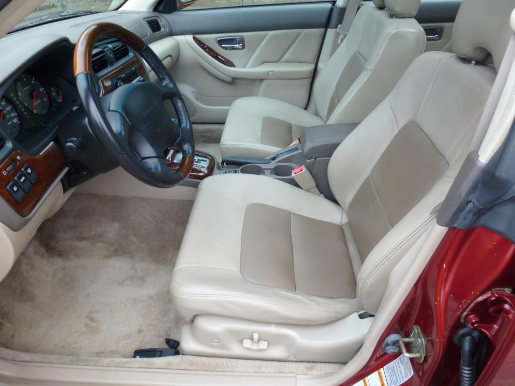 02 Subaru Outback LL Bean