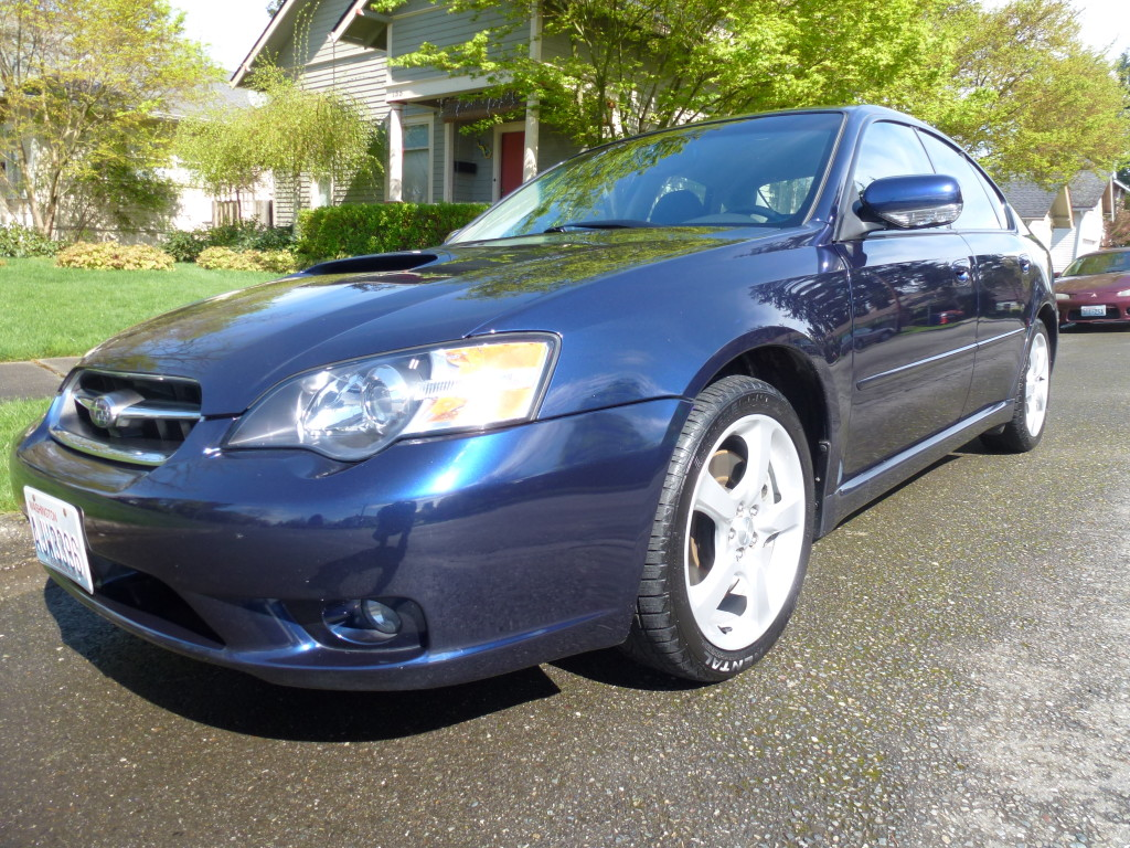 2005 subaru legacy gt for sale awd auto sales. Black Bedroom Furniture Sets. Home Design Ideas