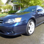 2005 Legacy GT