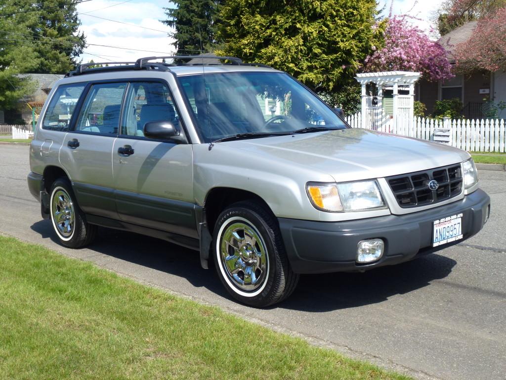99 Subaru Forester