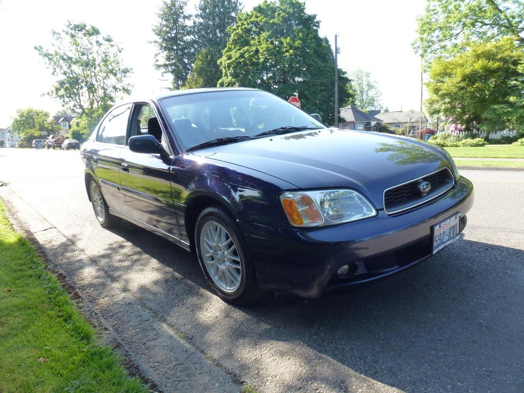2004 Subaru Legacy Blue 003