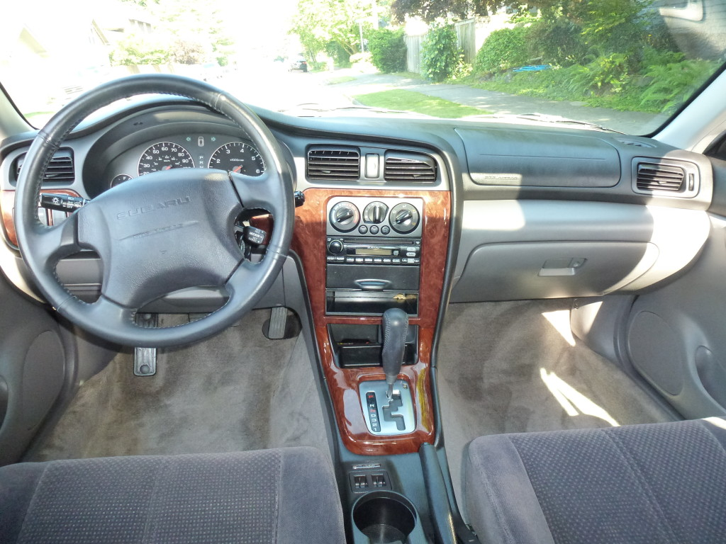2004 Subaru Legacy Blue