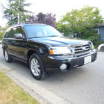 2005 Forester XS
