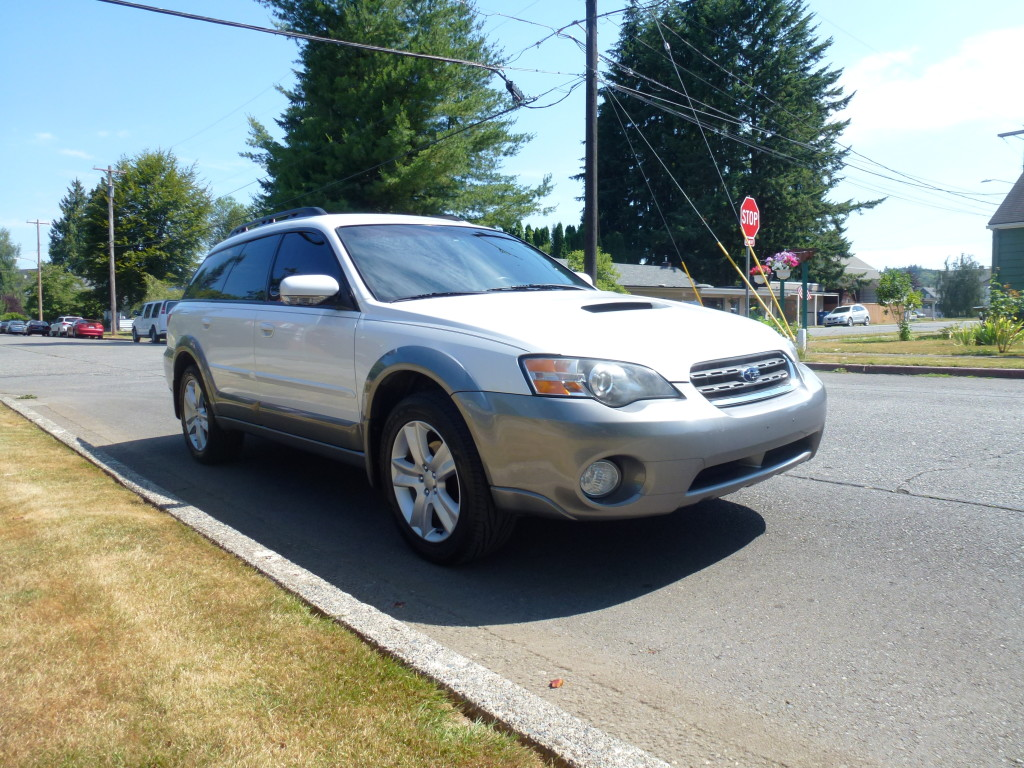 2005 Outback XT