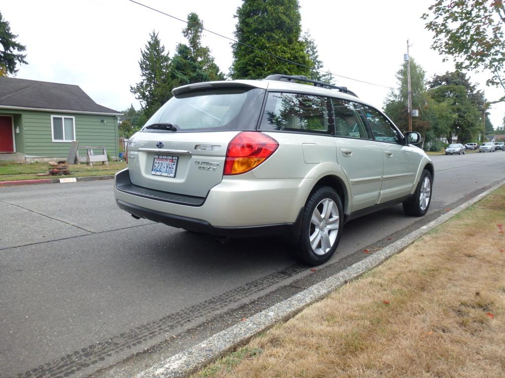 2005 Subaru Outback XT