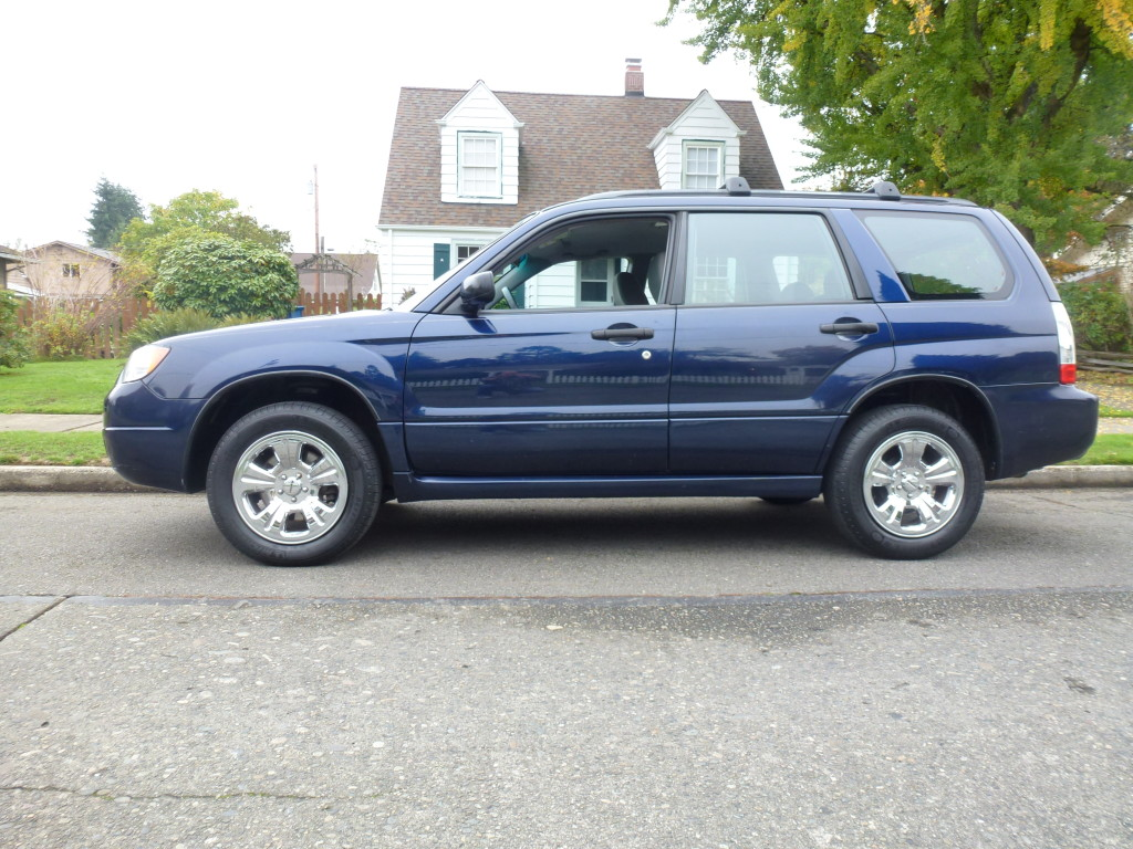2006 subaru forester for sale awd auto sales. Black Bedroom Furniture Sets. Home Design Ideas