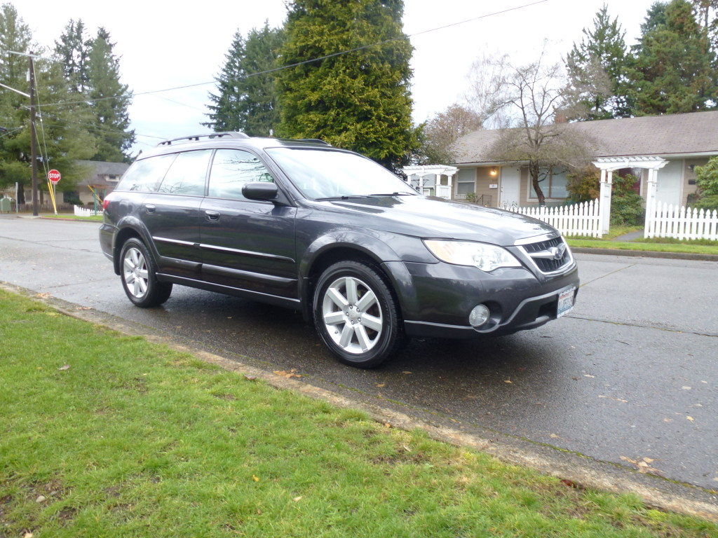 2008 Subaru Outback Limited Awd Auto Sales