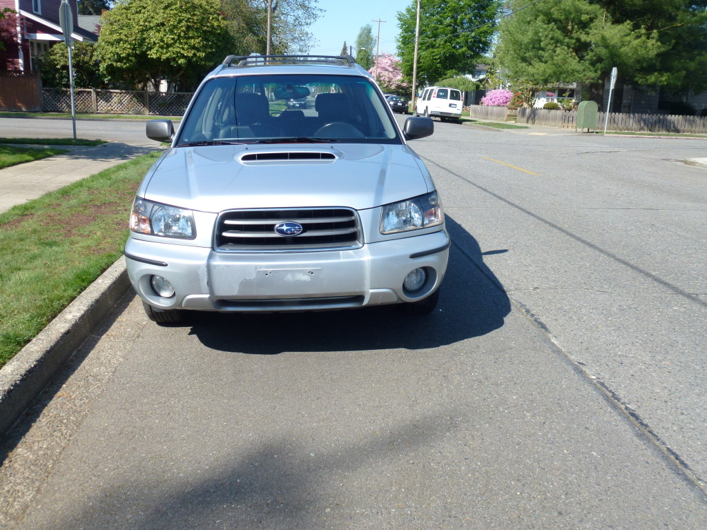 2004 subaru forester xt awd auto sales. Black Bedroom Furniture Sets. Home Design Ideas