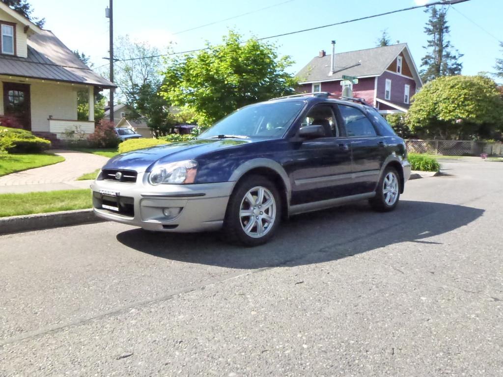 2005 Subaru Impreza