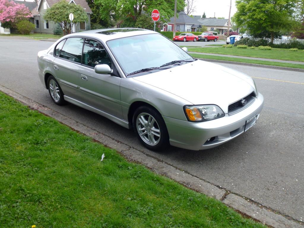2003 Legacy GT