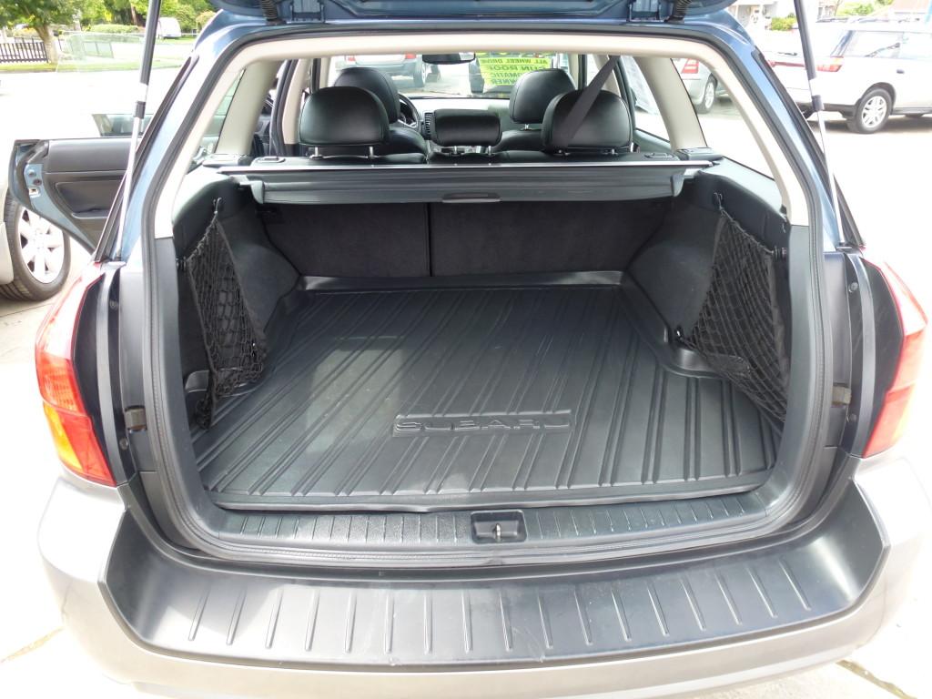 2005 Subaru Outback Limited