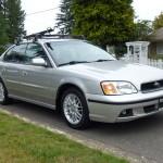 2003 Subaru Sedan