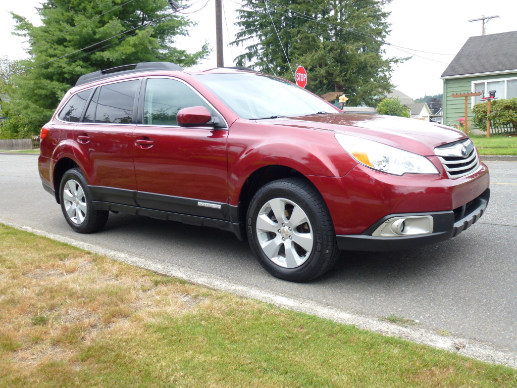 2011 subaru outback for sale awd auto sales. Black Bedroom Furniture Sets. Home Design Ideas