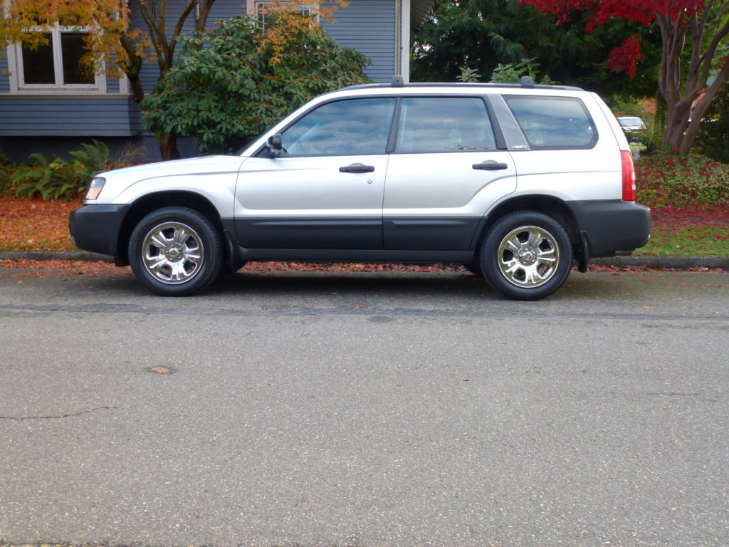 2004 subaru forester for sale awd auto sales. Black Bedroom Furniture Sets. Home Design Ideas