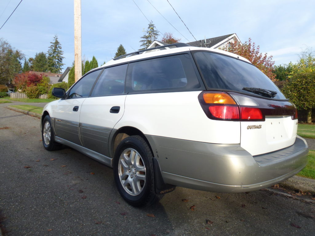 2000 subaru outback for sale awd auto sales. Black Bedroom Furniture Sets. Home Design Ideas
