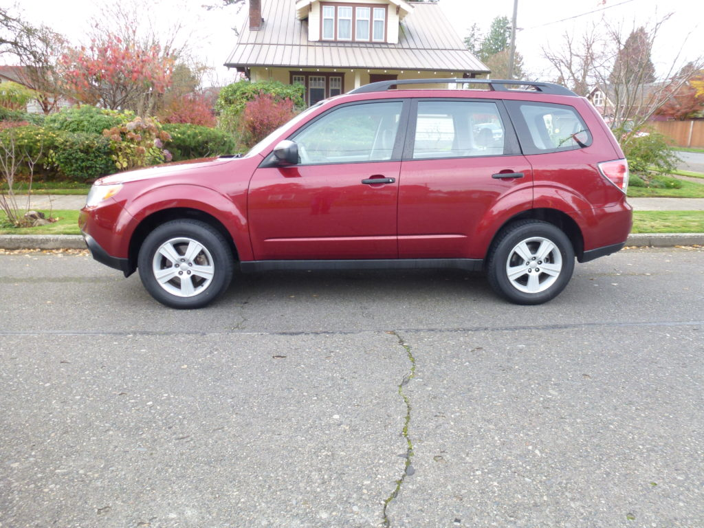 2010 subaru forester for sale awd auto sales. Black Bedroom Furniture Sets. Home Design Ideas