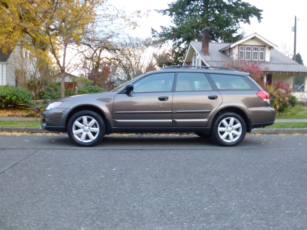 2008 Subaru Outback For Sale Awd Auto Sales
