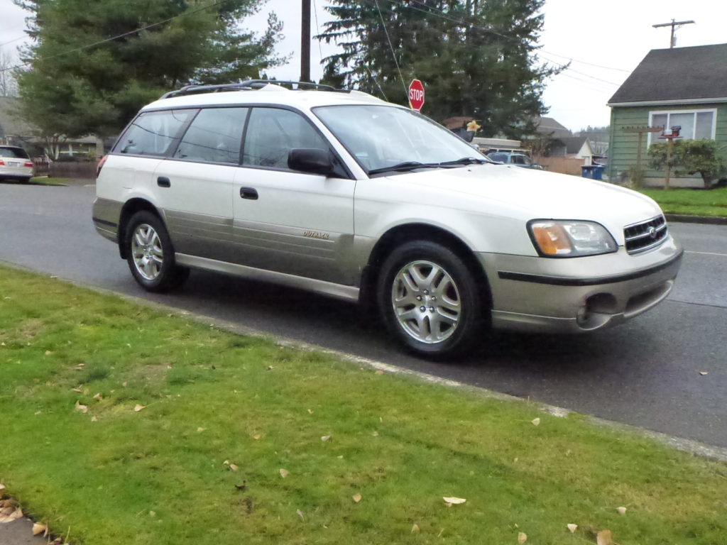 2002 Subaru Outback For Sale