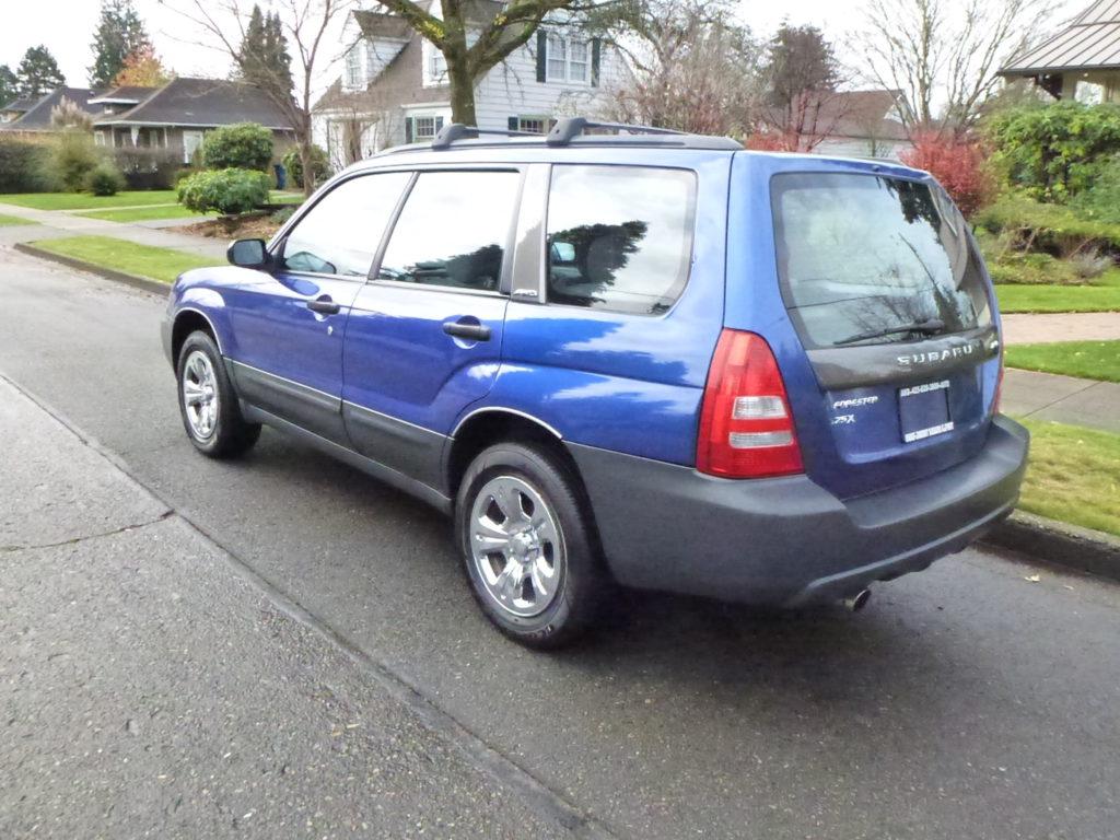 2003 Subaru Forester
