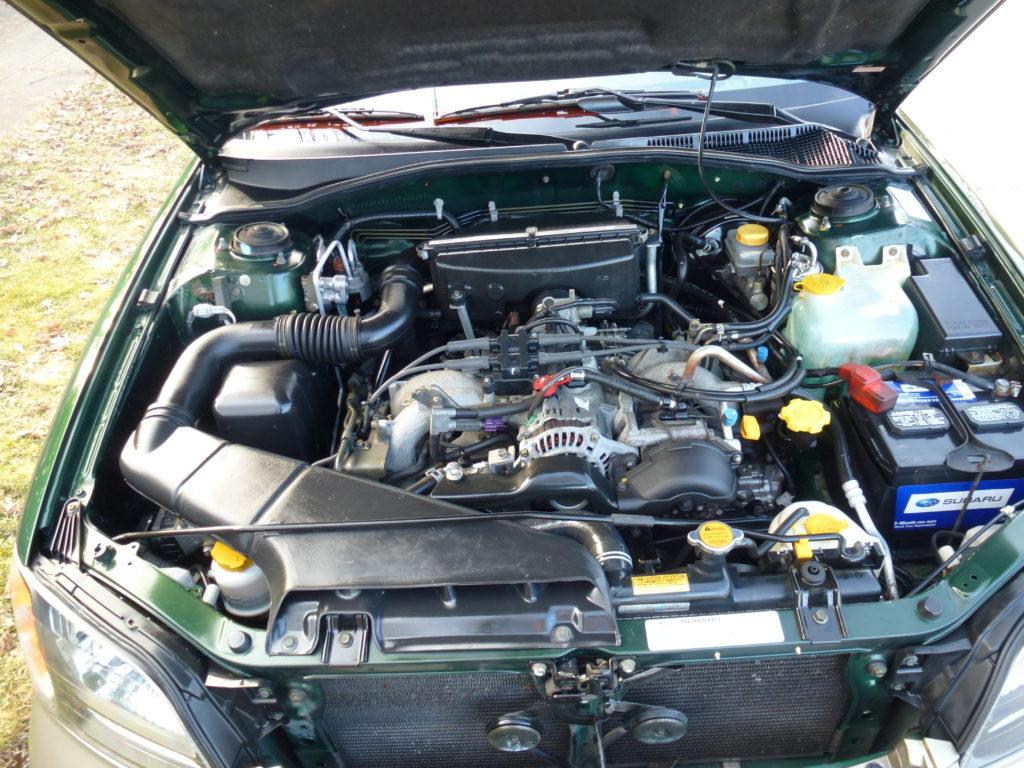 2003 Subaru Outback Limited