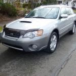 2006 Subaru Outback XT