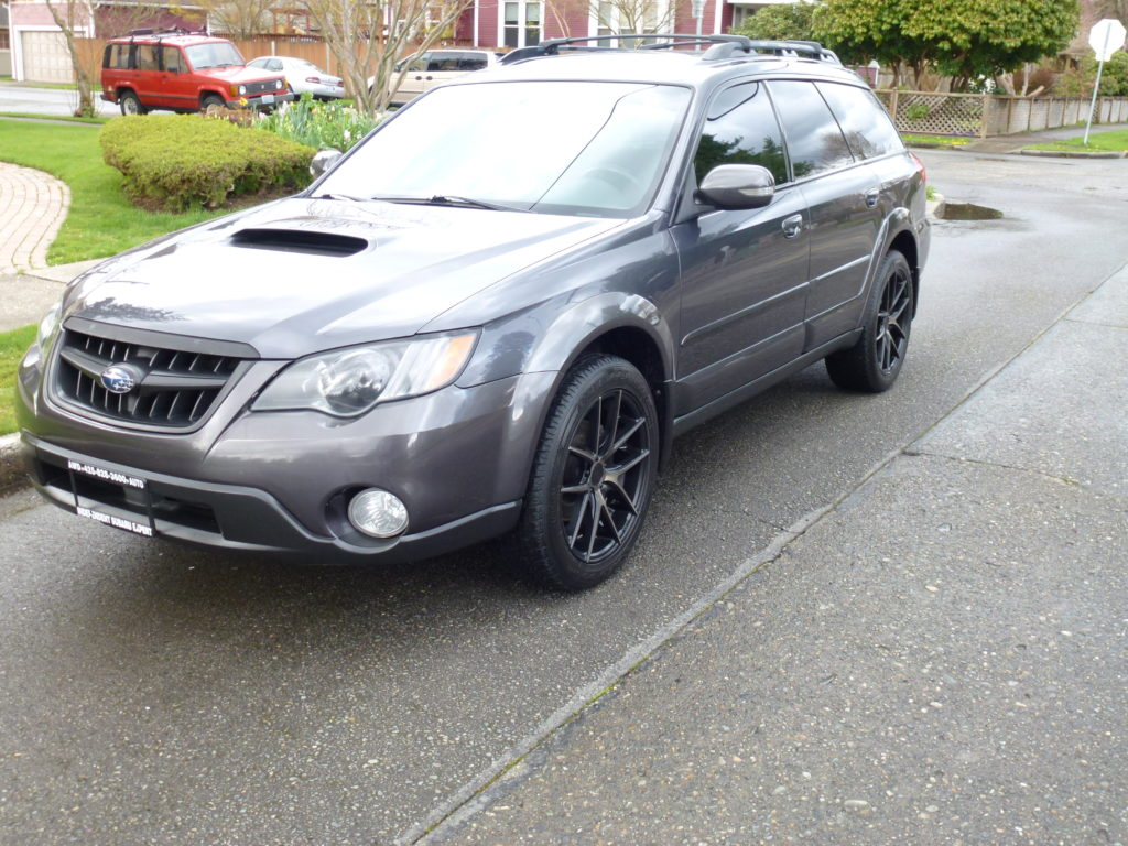 2008 Subaru Outback XT