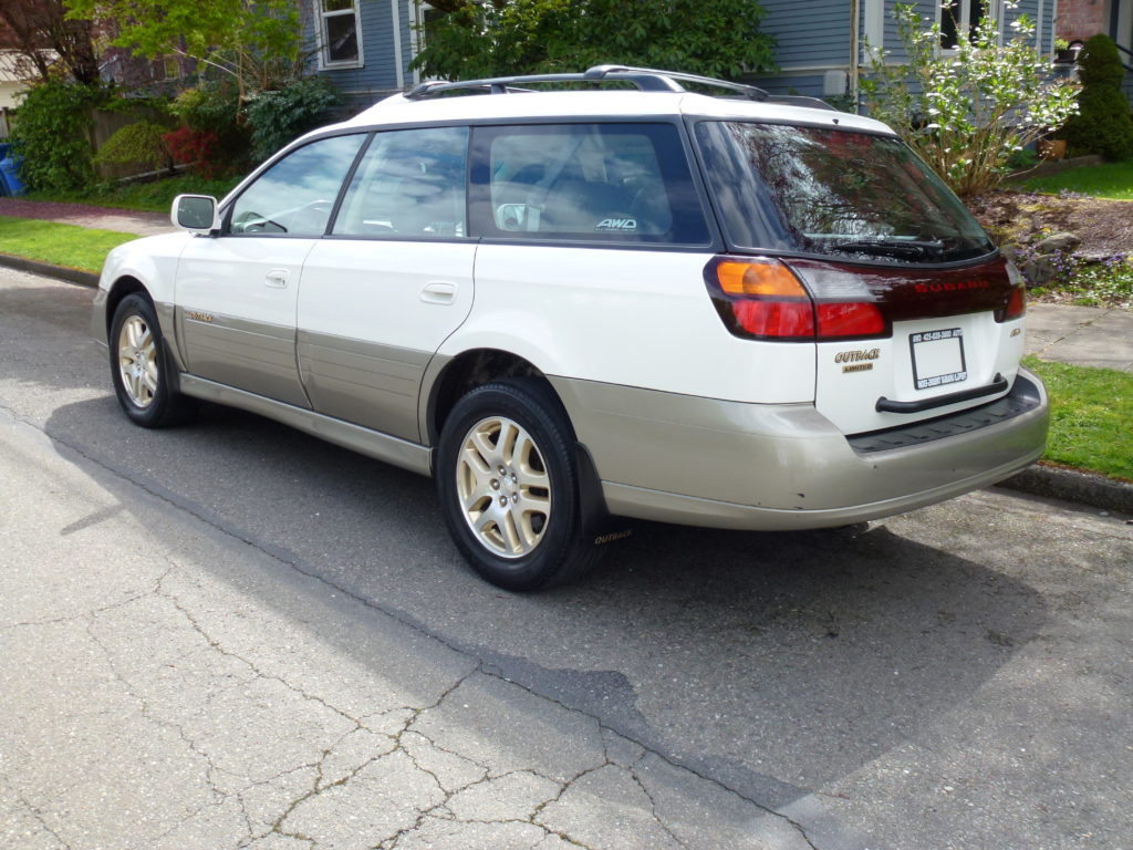 2001 Subaru Outback Limited