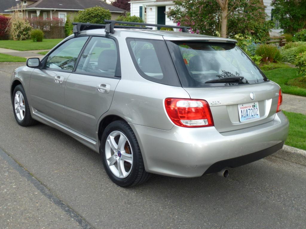 2005 Saabaru