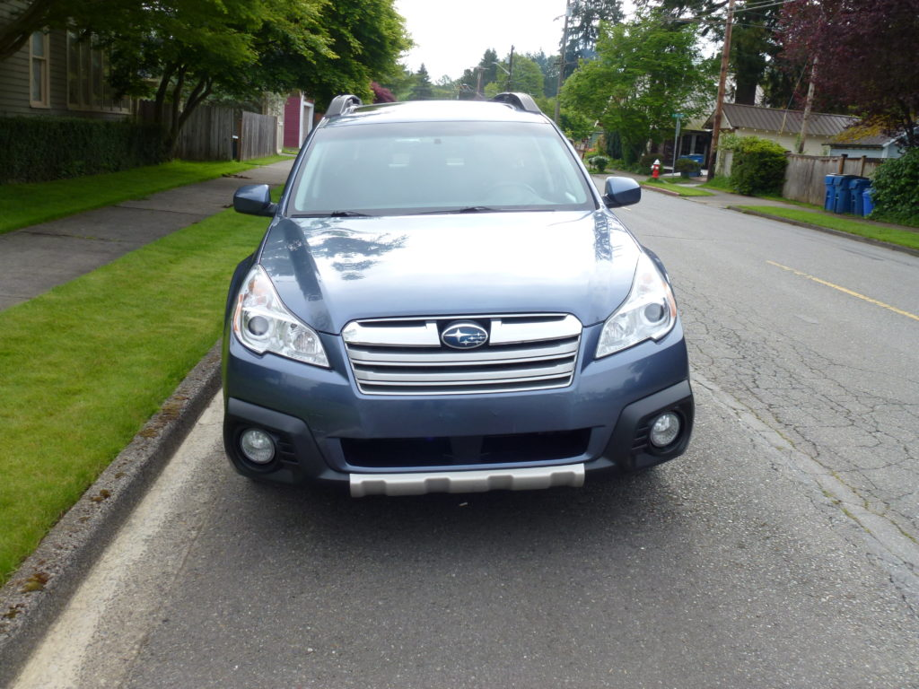 2013 Subaru Outback Limited