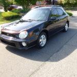 2002 Subaru Impreza TS