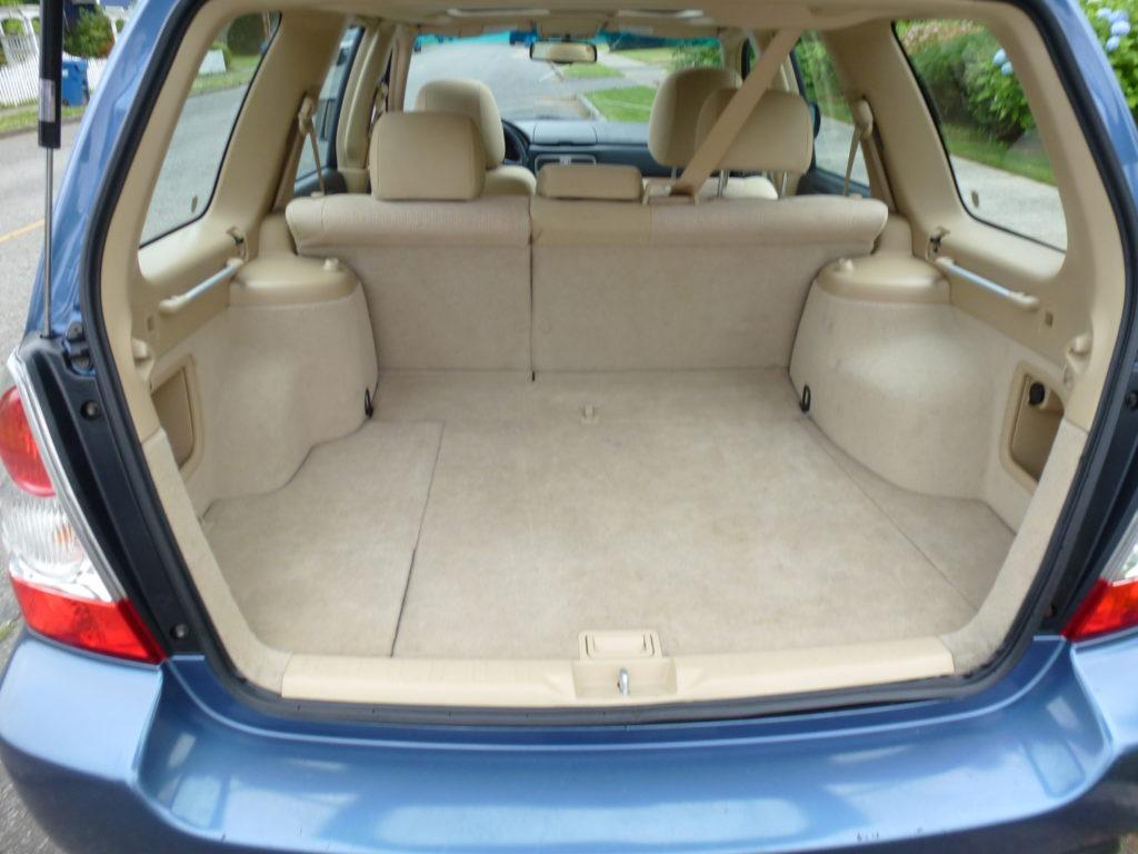 2007 Subaru Forester Premium