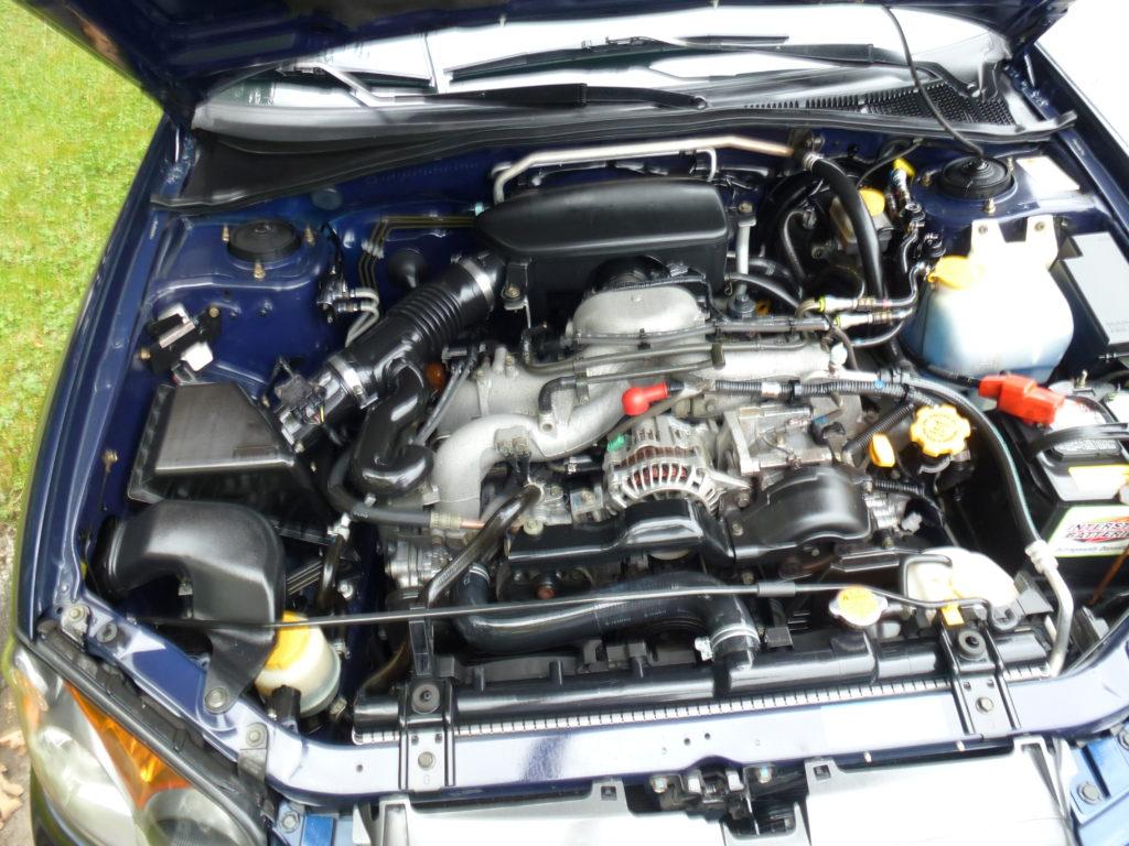 2005 Subaru Impreza Sedan