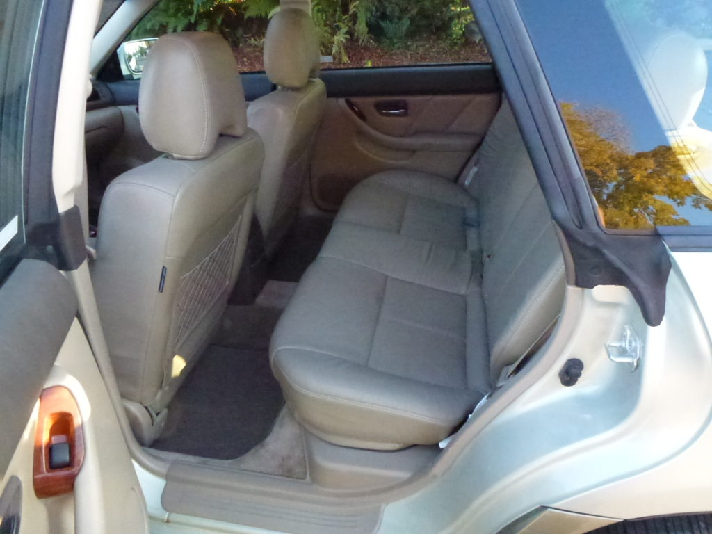 2004 Outback Limited