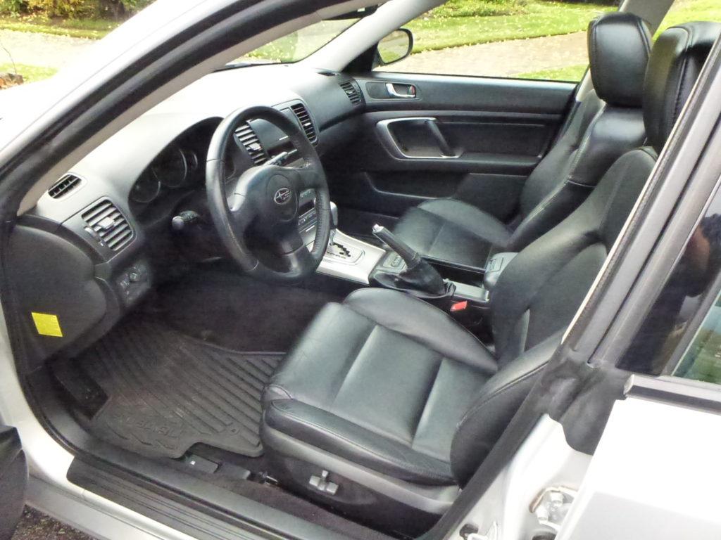 2006 Subaru Outback Limited