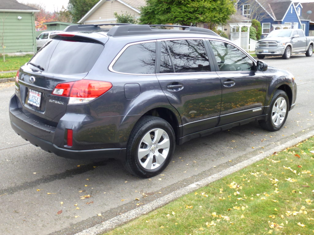 2010 Subaru Outback Limited
