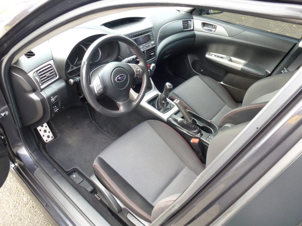 2009 Subaru Impreza WRS SS
