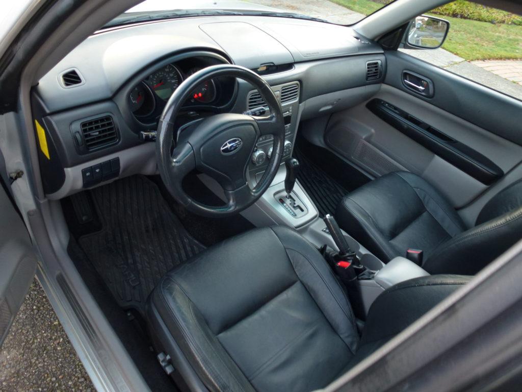 2005 Subaru Forester XT