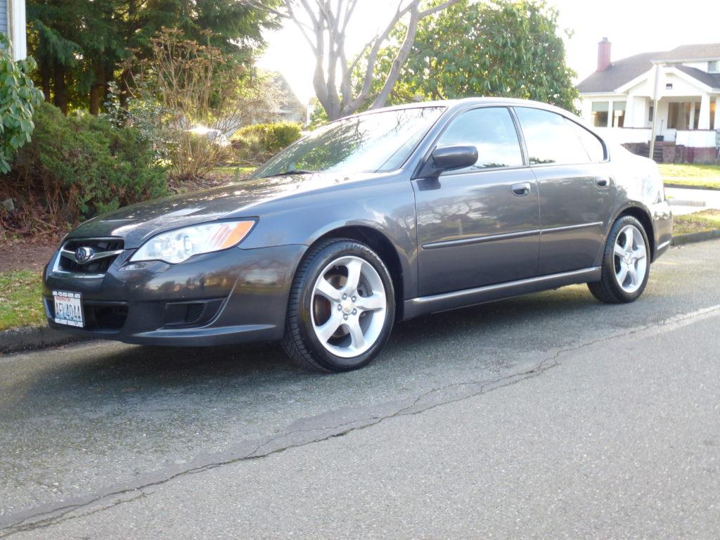 2009 Subaru Legacy Sedan
