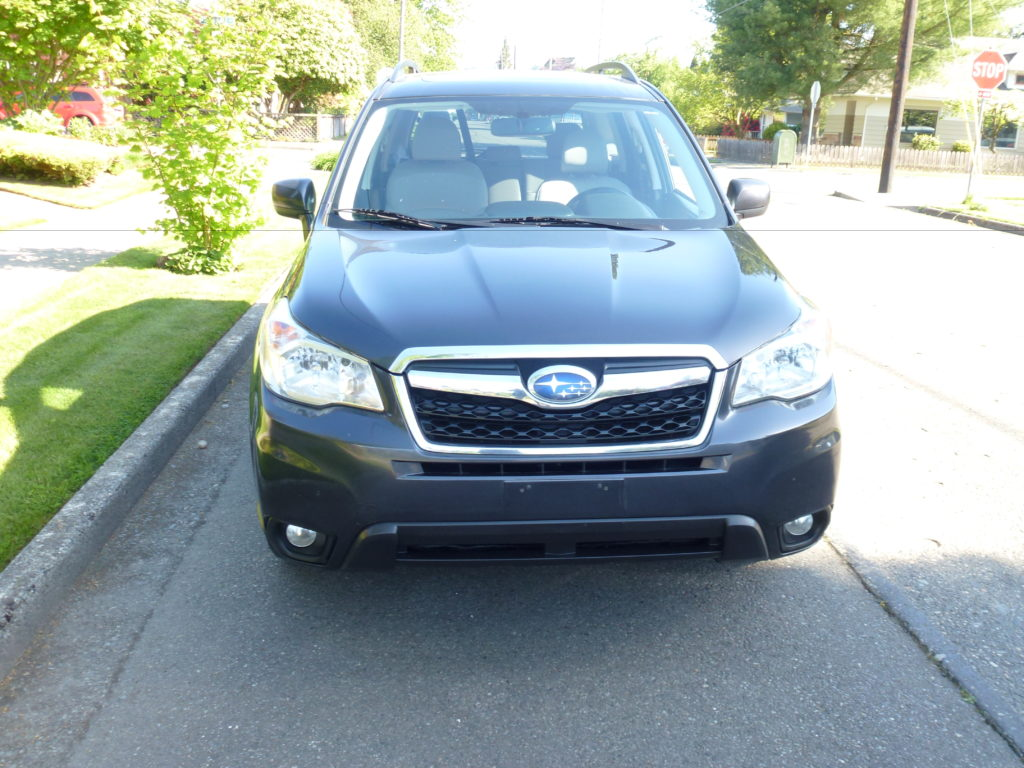 2014 subaru forester limited for sale awd auto sales. Black Bedroom Furniture Sets. Home Design Ideas