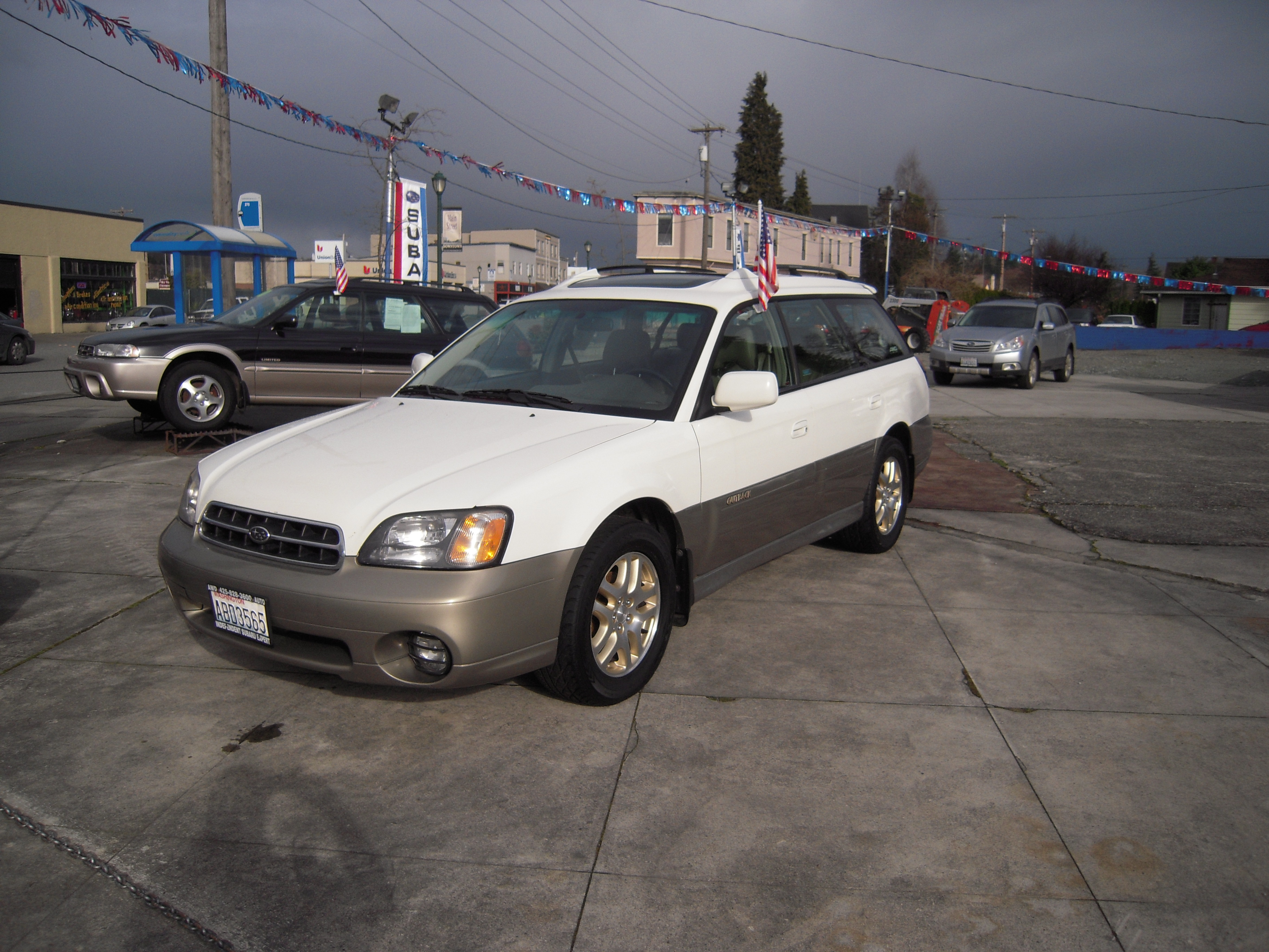 Awd Auto Sales Page 24 Independent Subaru 2000 Outback Timing Belt Marks Limited